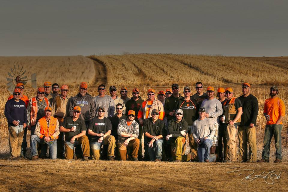 Competition Hunt at Buffalo Butte Ranch