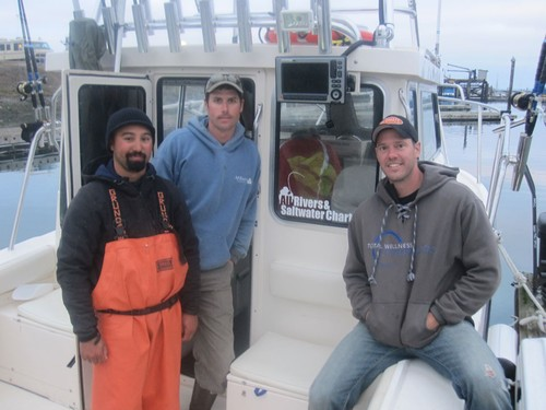 Washington Albacore Tuna Fishing