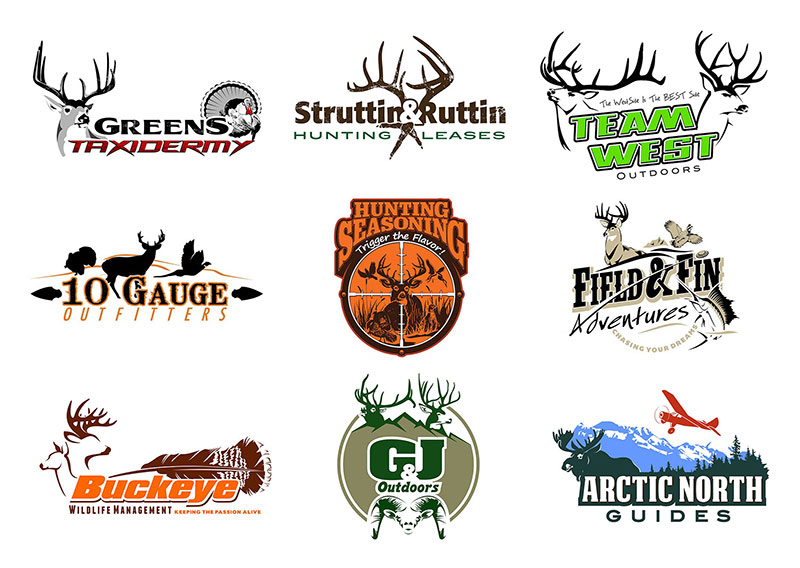 30 Awesome Combo Big Game Logos by 3plains