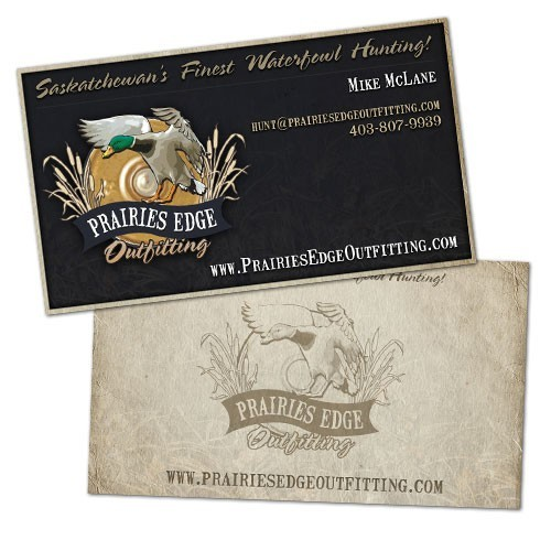 New Brand Identity: Canada Waterfowl Outfitter