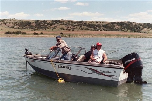 8th Annual South Dakota Firefighters/PVA Fishing Trip