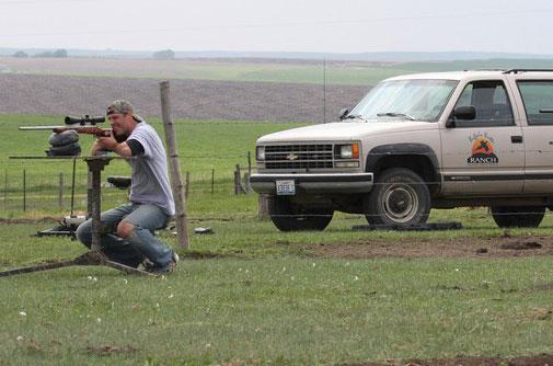 3plains Shooting Prairie Dogs