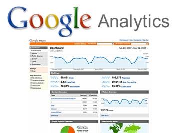 Google Analytics Help with 3plains