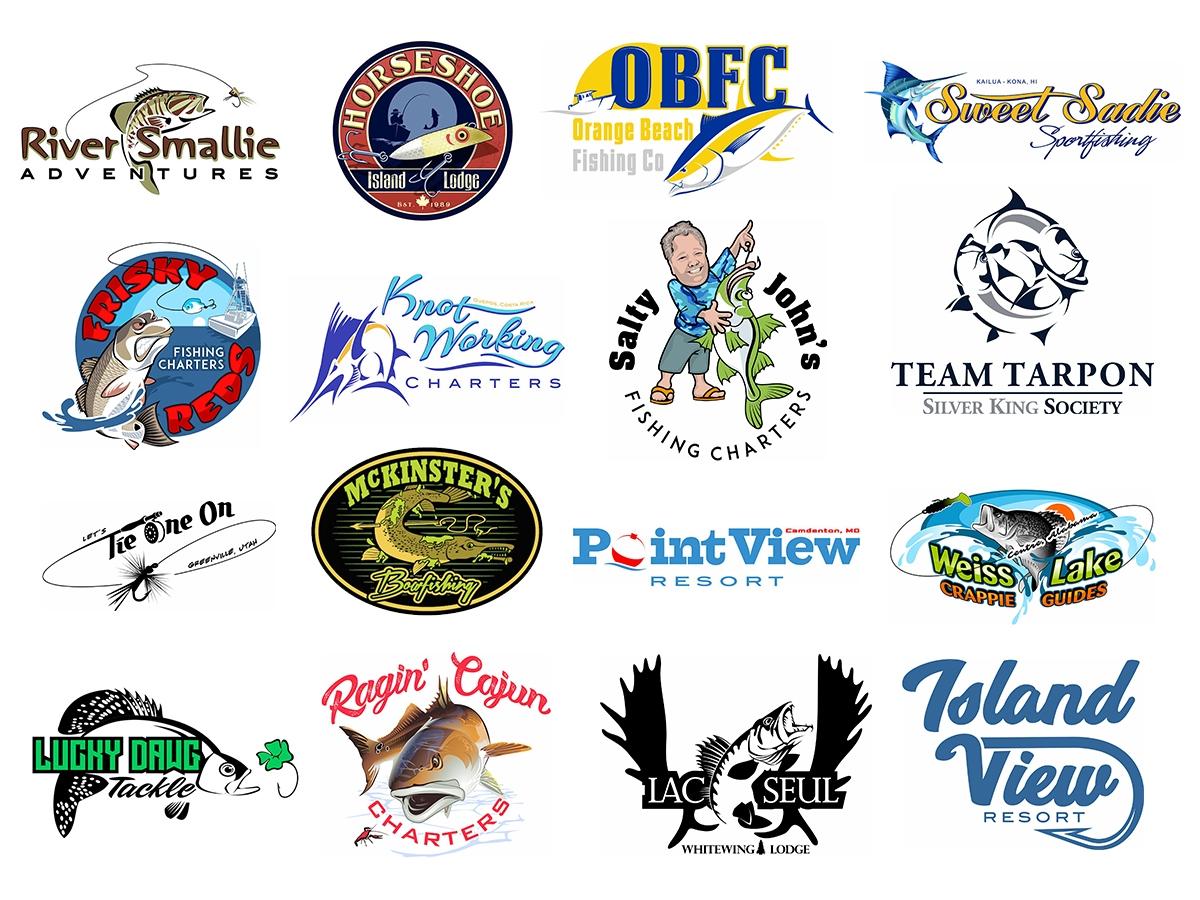Fishing Industry Logos