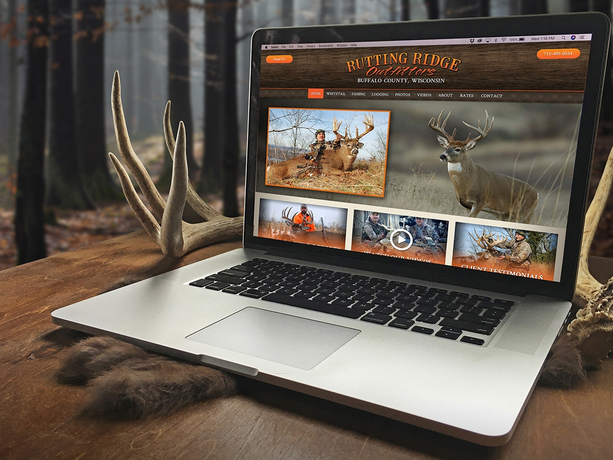 Outfitter Web Design