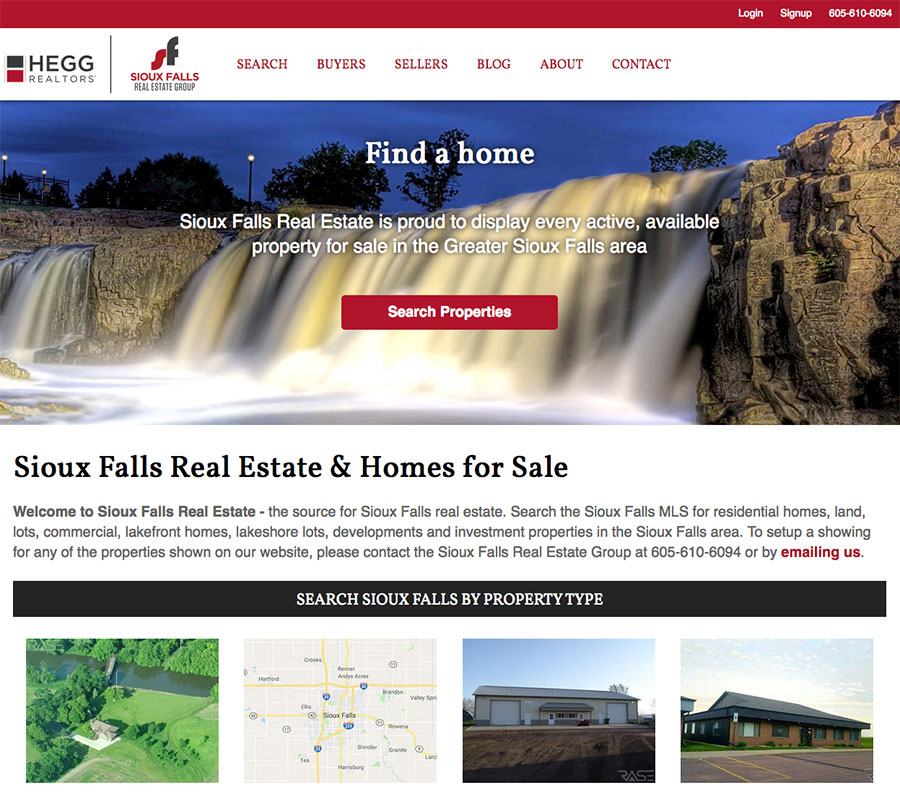 Realtor Web Sites