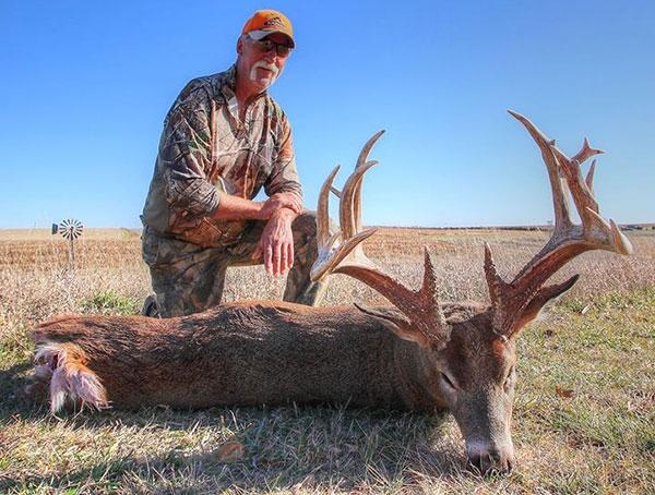 South Dakota Whitetail Deer Hunting