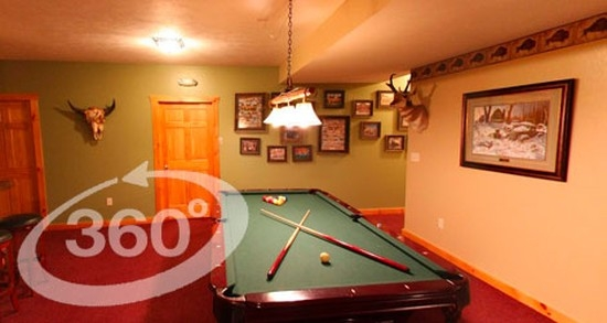 Hunting Lodge 360° Photos