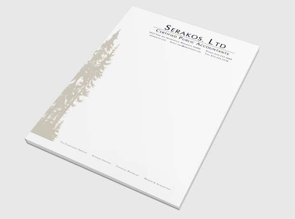Accounting Letterhead/Stationary