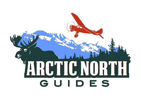 Alaska Outfitter Custom Logo Design