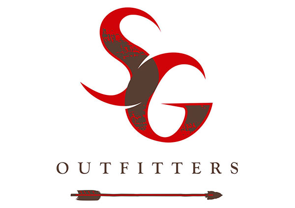Sg Outfitters Logo Design Archery Outfitters