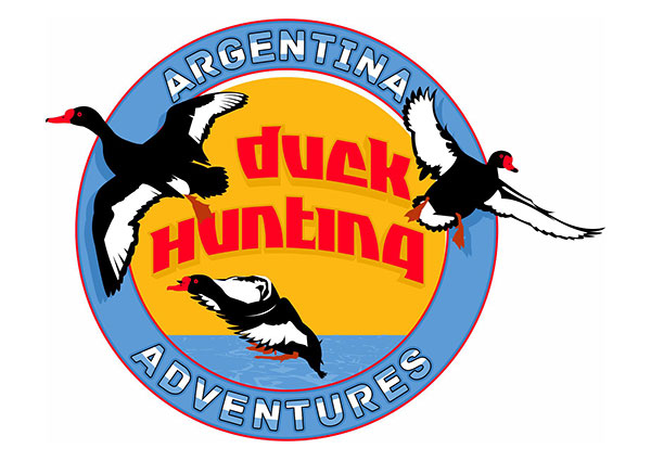 Argentina Duck Hunting Logo