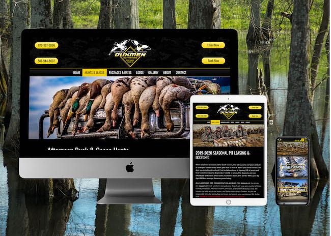 View Arkansas Duck Hunting Website