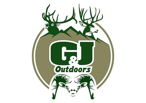 Big Game Logo Design - G&J Outdoors