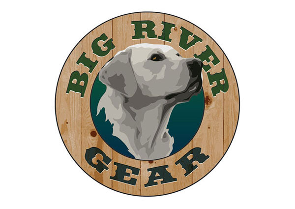 Gun Dog Logo Design