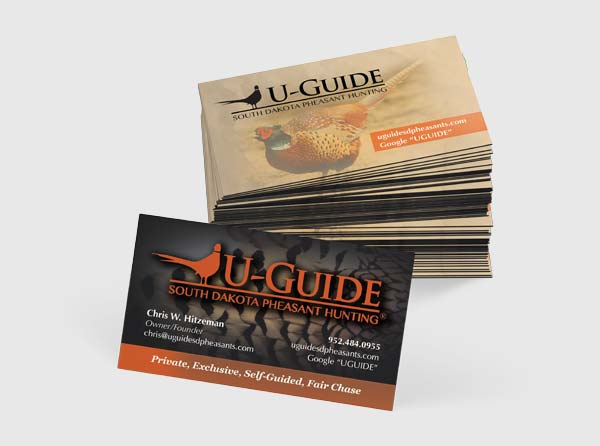 View UGUIDE Business Card Design & Printing