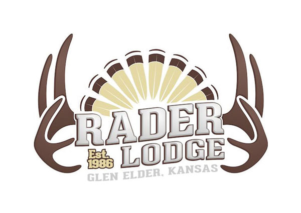 Kansas Deer Hunting Design | Lodge Logos