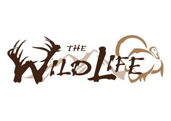 The Wild Life - Deer/Turkey Hunting Logo