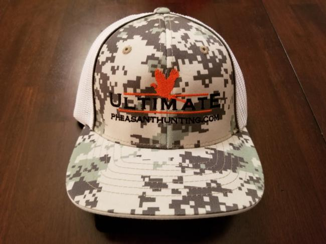 Camo Fitted Hunting Hats