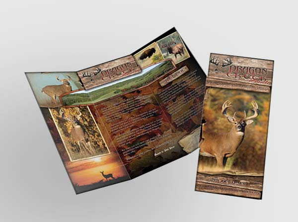View Whitetail Hunting Ranch Brochures