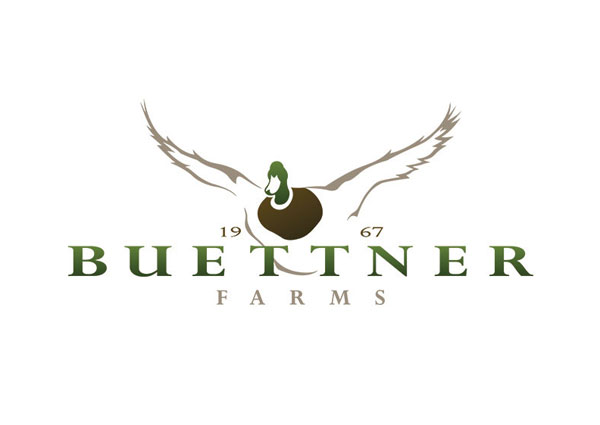 Midwest Waterfowl Farm - Custom Logo Design