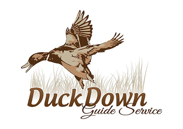 Custom Logo Design - Waterfowl Hunting Guide
