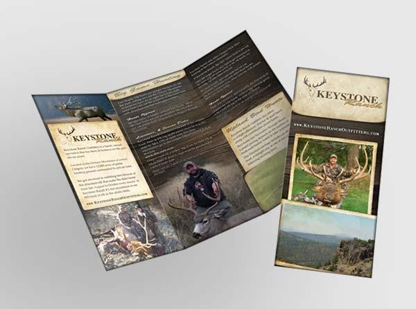 Hunting Ranch Brochures