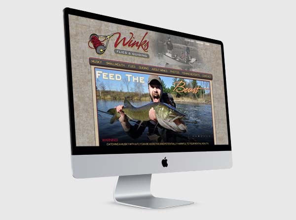 Fly Fishing Website Design & Websites