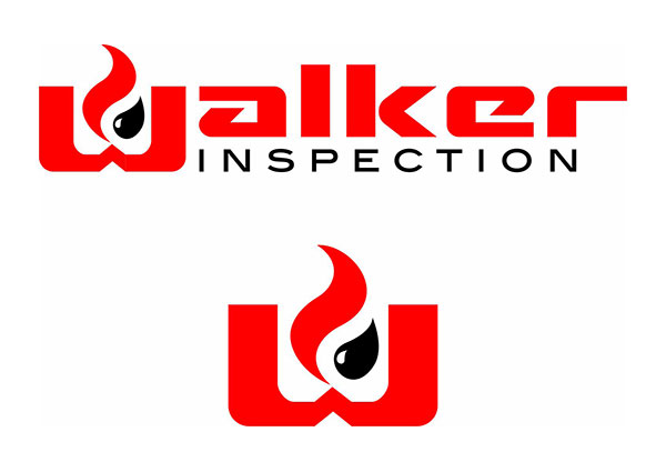 Gas Inspections Logo Design