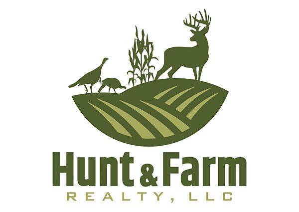 Hunting Land Logo Design