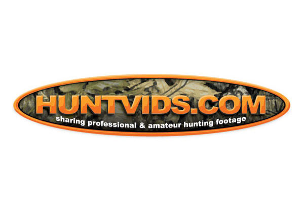 Amateur Hunting Video Website - Logo Design