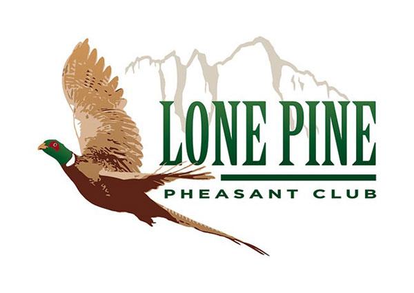 Pheasant Hunting Club Logo Design