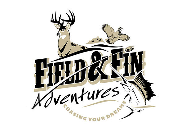 Hunting-Fishing Logo Design