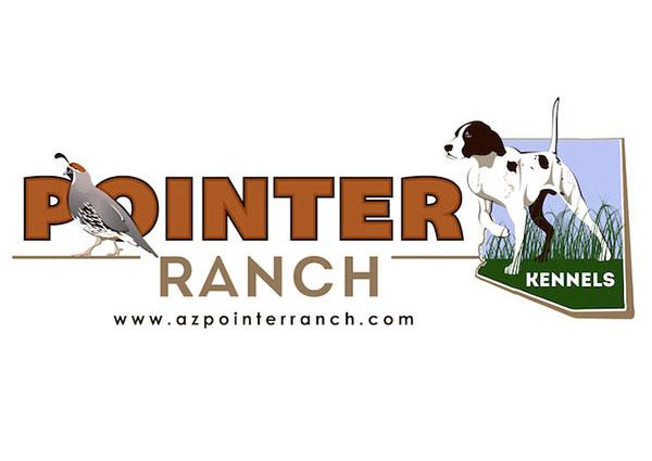 Pointer Ranch Logo Design
