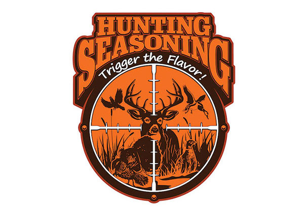 Hunting Seasoning Custom Logo Design