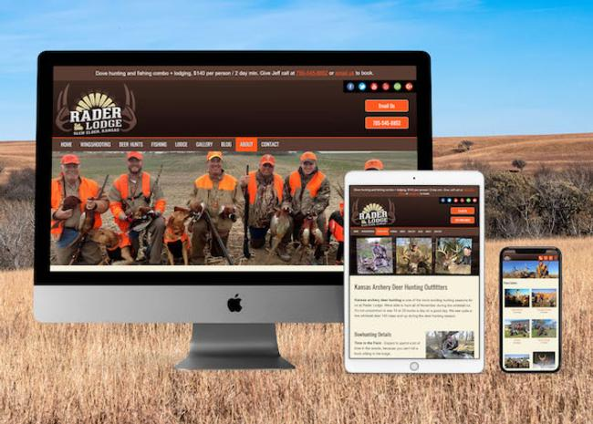 Archery Web Design