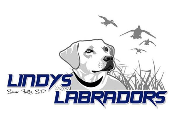 Handcrafted Labrador Breeder Logo