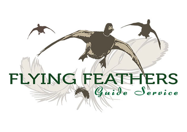 Mallard Duck Hunting Guide Logo | Design by 3plains, the ...