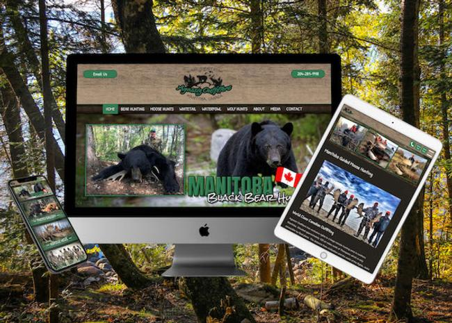 Manitoba Hunting Outfitter