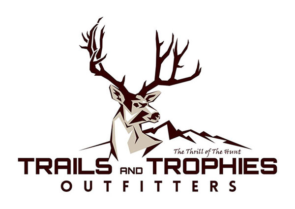 Custom Mule Deer Logo