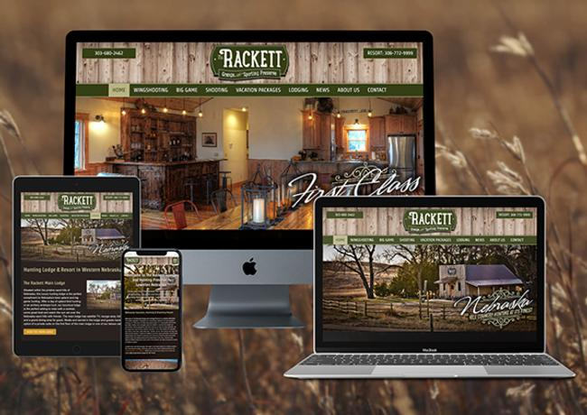 Outdoor Web Design
