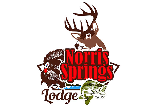 Private Family Hunting Lodge Logo