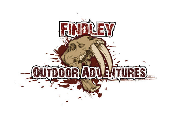 outdoor adventures logo design 3plains hunting logos