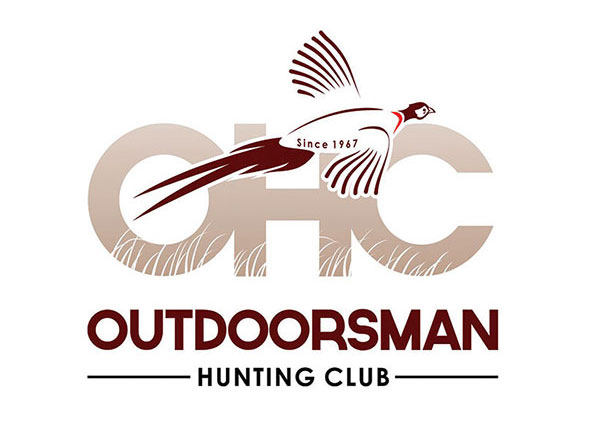 Modern Hunting Club Logo Design