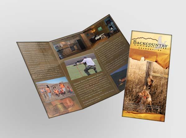 Hunter Tri-Fold Brochure