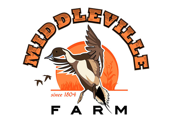 View Middleville Farm - Pintail Logo Design