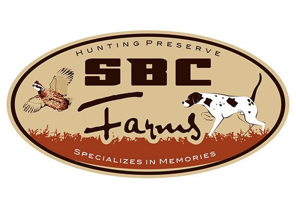Quail Hunting Preserve Logo