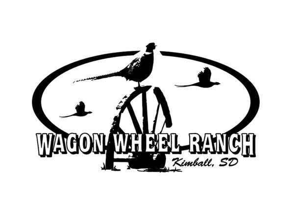 South Dakota Pheasant Hunting Ranch Logo