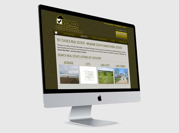 3plains offers Real Estate Web Packages