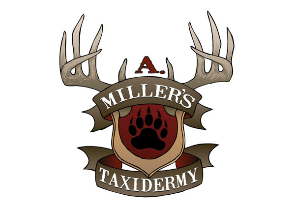 Custom Logo - Pennsylvania Taxidermy